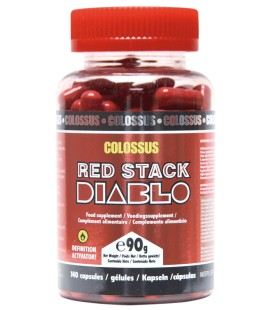 Red Stack Diablo de Colossus