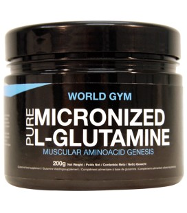 PURE GLUTAMINE MICRONIZED