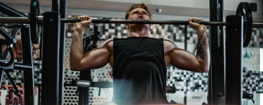 Trabaja los distintos tipos de fibras musculares en una sola serie destructiva